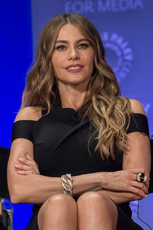 Sofía Vergara is listed (or ranked) 4 on the list 13 Famous People Surrounded By Tragedy