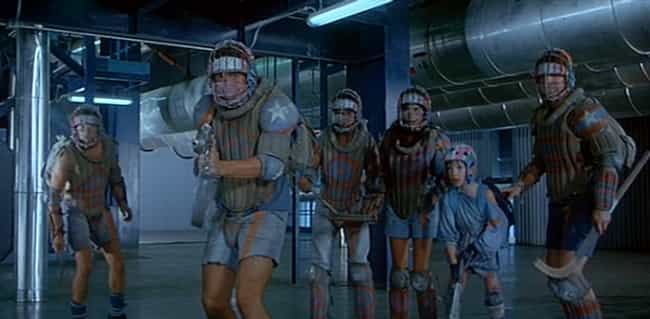 Solarbabies is listed (or ranked) 4 on the list The Most Ridiculous Future Fashions In '80s Films