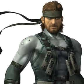 Solid Snake is listed (or ranked) 14 on the list The Best NES Characters
