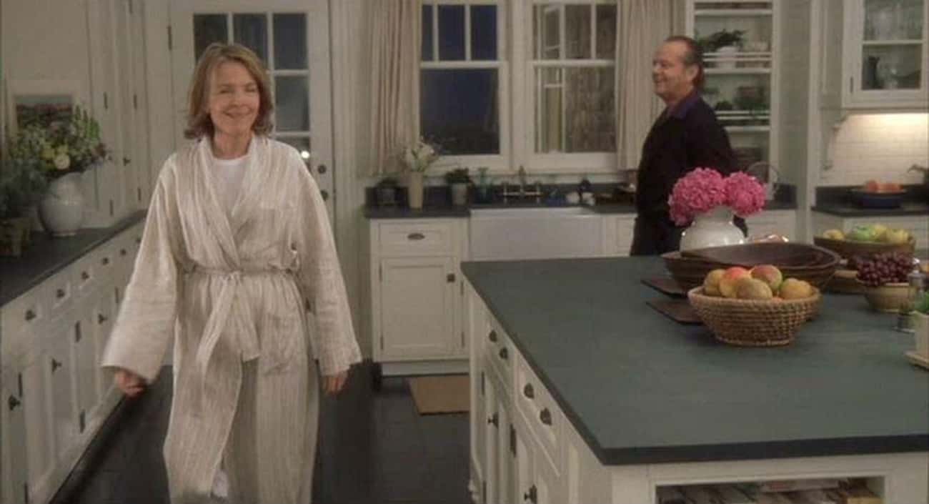 The Dreamy Kitchen In The Hamp is listed (or ranked) 3 on the list The Best Movie Kitchens Of All Time