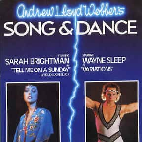 Song and Dance is listed (or ranked) 23 on the list The Best Broadway Musicals of the 80s