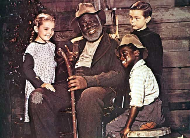 Song of the South is listed (or ranked) 3 on the list Seven Disney Cartoons Whose Depictions Of People Of Color Didn't Age Well