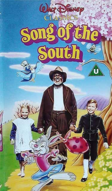 Song Of The South is listed (or ranked) 1 on the list Movies You Really Wish You Could Watch On DVD Or Streaming (But Can't)