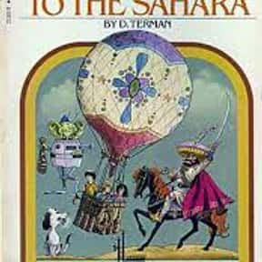 By balloon to the Sahara is listed (or ranked) 4 on the list The Best Choose Your Own Adventure Books