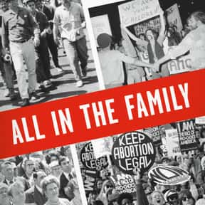All in the family is listed (or ranked) 5 on the list The Best Selling Novels of the 1960s