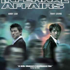 Infernal Affairs is listed (or ranked) 76 on the list List of Oscar-Winning Adapted Screenplay Original Sources