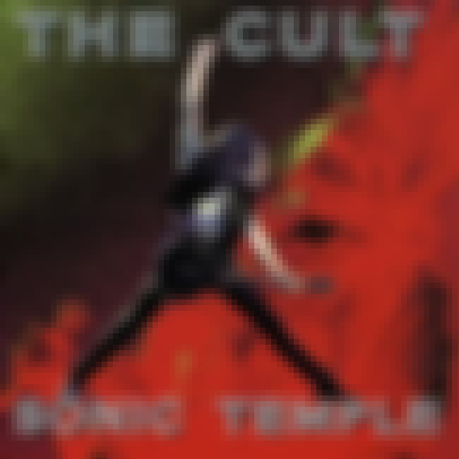 Sonic Temple is listed (or ranked) 3 on the list The Best Cult Albums of All Time