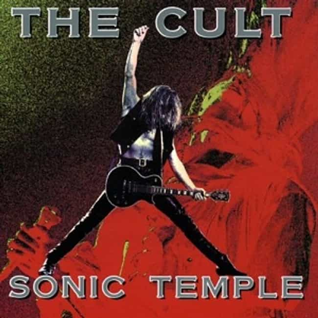 Sonic Temple is listed (or ranked) 1 on the list The Best Cult Albums of All Time