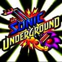 Sonic Underground is listed (or ranked) 21 on the list The Best TV Shows Based on Video Games