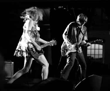 Sonic Youth is listed (or ranked) 2 on the list 13 Famous Rock Couples