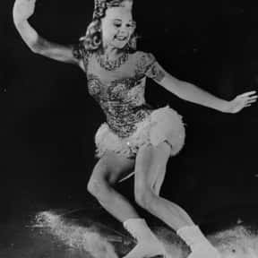 Sonja Henie is listed (or ranked) 11 on the list Famous Role Models We'd Like to Meet In Person