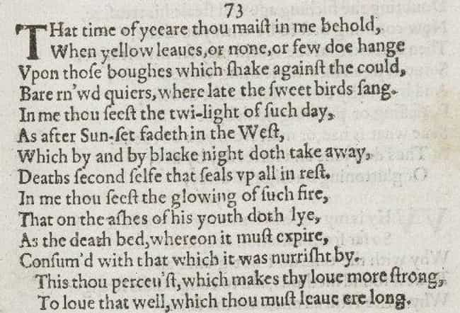 The Best of William Shakespeare's Sonnets
