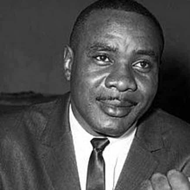 Sonny Liston is listed (or ranked) 3 on the list Famous Athletes Convicted of Theft