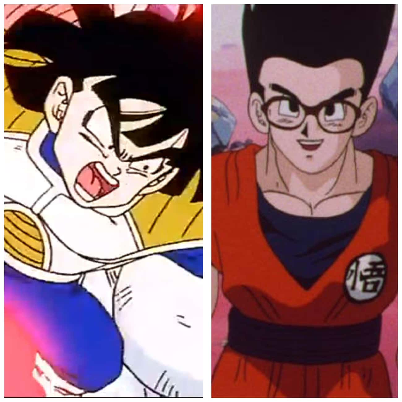 Gohan Stops Training For Seven is listed (or ranked) 1 on the list 12 Badass Anime Characters Who Got Lame Over Time