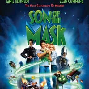 Son of the Mask is listed (or ranked) 12 on the list The Worst Movies Of All Time