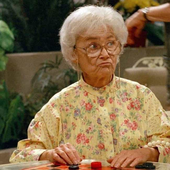 Sophia Petrillo is listed (or ranked) 2 on the list The Sassiest Characters In TV History