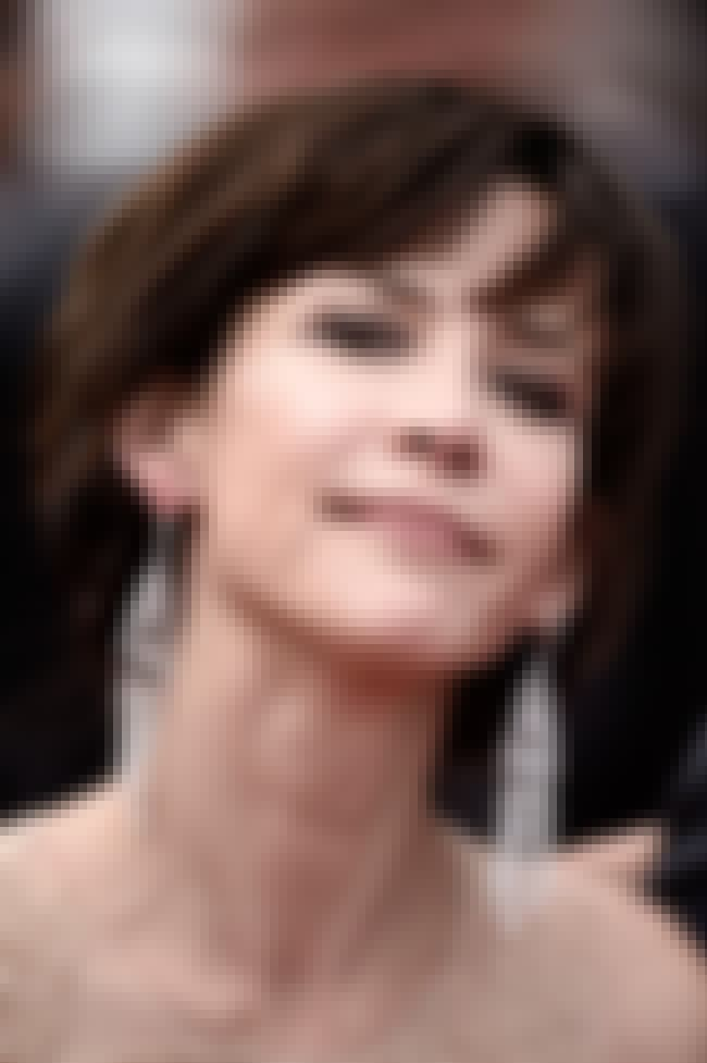 Sophie Marceau is listed (or ranked) 1 on the list Famous Screenwriters from France