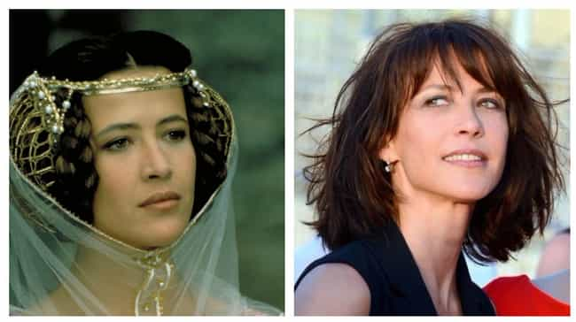 Sophie Marceau is listed (or ranked) 3 on the list Here's What All The Stars Of 'Braveheart' Look Like Now
