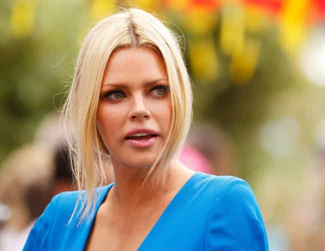 Sophie Monk is listed (or ranked) 3 on the list Jason Statham Loves and Hookups