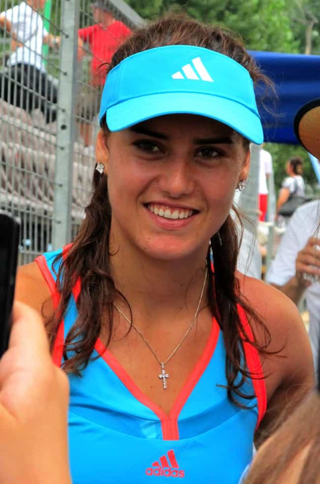 50 Hottest Female Tennis Players