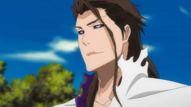 Sōsuke Aizen is listed (or ranked) 3 on the list 14 Anime Villains That Deserve Their Own Series