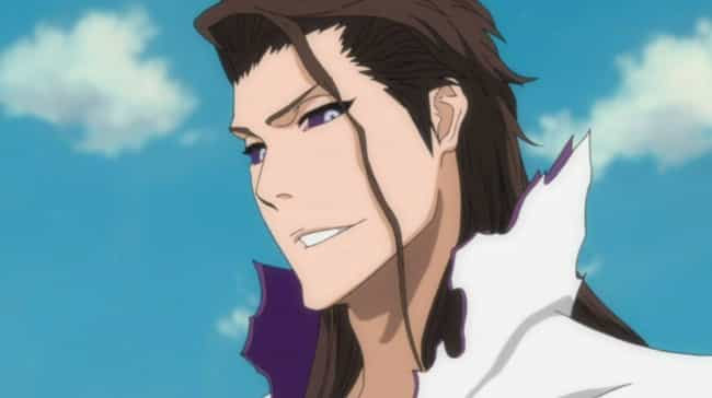 Sōsuke Aizen is listed (or ranked) 3 on the list The 18 Greatest Shonen Anime Villains Of All Time