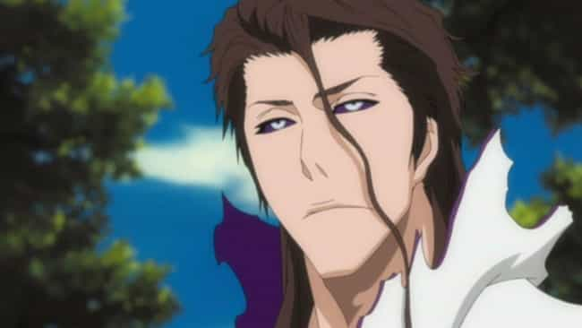 Sōsuke Aizen is listed (or ranked) 4 on the list 15 Overpowered Anime Villains Who Were Practically Invincible