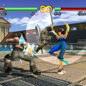 Soulcalibur is listed (or ranked) 19 on the list The Best '90s Arcade Games