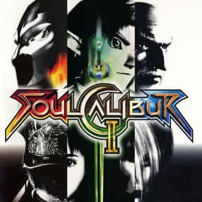 Soulcalibur II is listed (or ranked) 25 on the list The Best Fighting Games of All Time