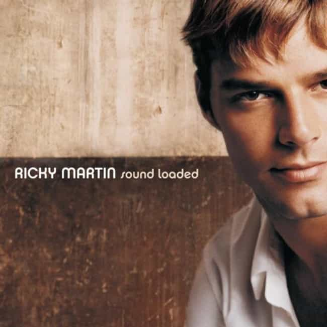 ricky martin discography
