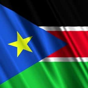 South Sudan is listed (or ranked) 11 on the list The Most Controversial Countries In the World
