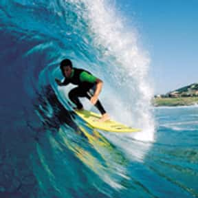 South Africa is listed (or ranked) 9 on the list The Best Countries for Surfing