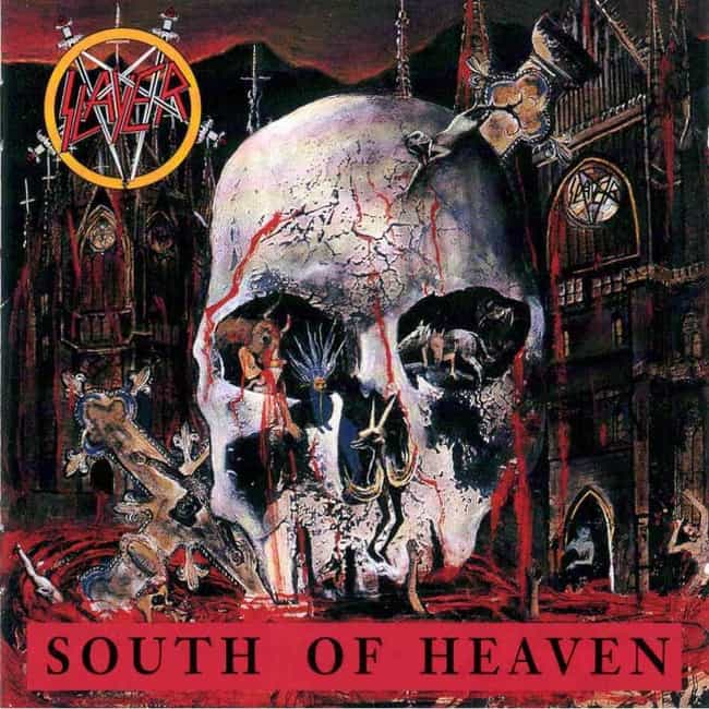 South of Heaven is listed (or ranked) 3 on the list The Best Slayer Albums of All Time, Ranked