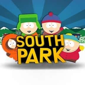South Park is listed (or ranked) 8 on the list The Best Current Animated Series