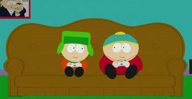 South Park is listed (or ranked) 1 on the list TV Characters Who Would Never Be Friends In Real Life