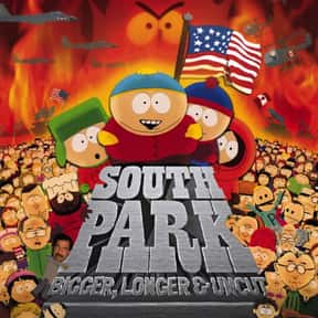 South Park: Bigger, Longer & U is listed (or ranked) 13 on the list Great Movies About the Actual Devil