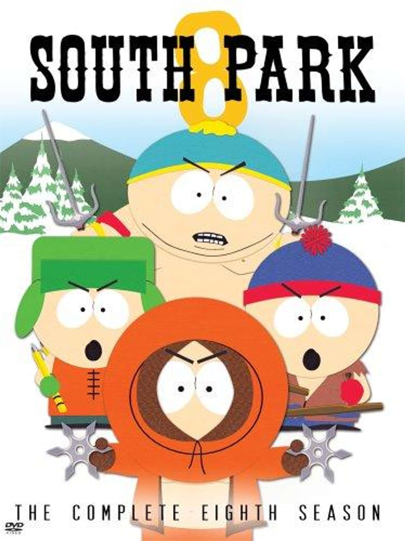 South Park - Season 8