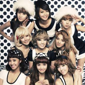 Girls' Generation is listed (or ranked) 2 on the list List of Famous Bands from South Korea