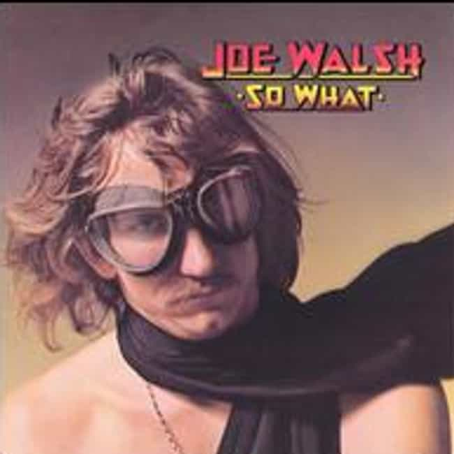 So What is listed (or ranked) 3 on the list The Best Joe Walsh Albums of All Time