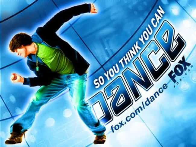 So You Think You Can Dance is listed (or ranked) 4 on the list TV Shows Produced By Dick Clark Productions