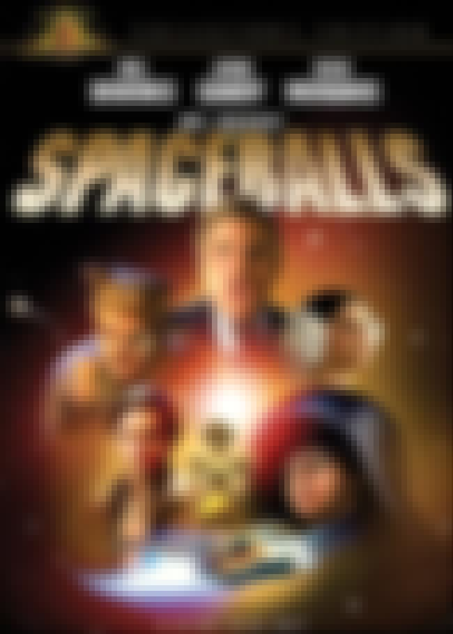 Spaceballs is listed (or ranked) 6 on the list The Best Movies with Fictional Planets