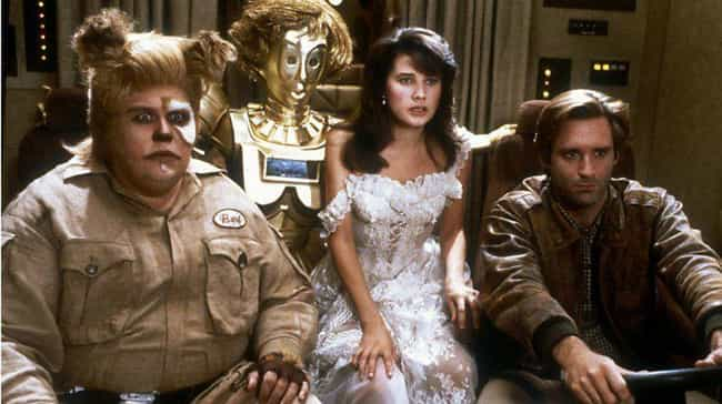 Spaceballs is listed (or ranked) 4 on the list 15 Movies Only Total Nerds Would Suggest For Date Night
