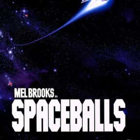 Spaceballs is listed (or ranked) 13 on the list The Funniest '80s Movies