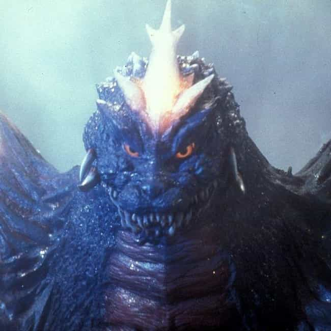 SpaceGodzilla is listed (or ranked) 4 on the list The Best Monsters From The 'Godzilla' Movies