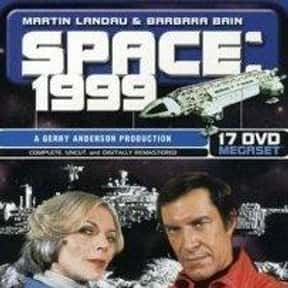 Space: 1999 is listed (or ranked) 10 on the list The Best 1970s Fantasy TV Series