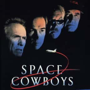 Space Cowboys is listed (or ranked) 21 on the list The Best Movies of 2000