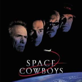 Space Cowboys is listed (or ranked) 18 on the list The Best Movies Directed by Clint Eastwood