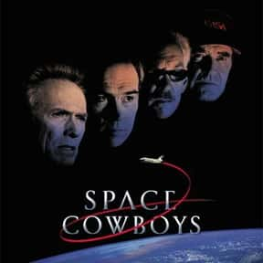 Space Cowboys is listed (or ranked) 16 on the list The Best 2000s Disaster Movies