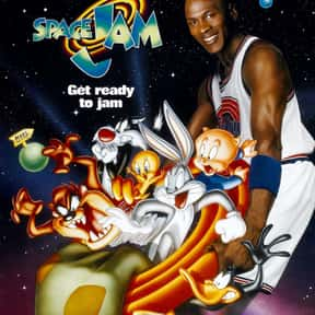 Space Jam is listed (or ranked) 19 on the list The Best Movies of 1996