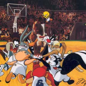 The Toon Squad in Space Jam